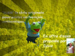 La série originale pour parler un français authentique!