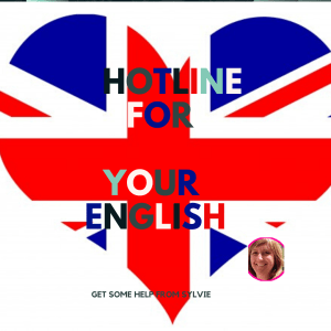 Copy of Hotline for your French