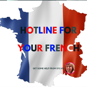 Hotline for your French